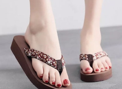 Fit Flop Lottie glitzy slide 001 black