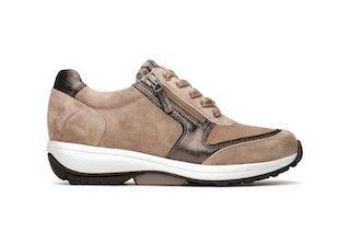 Xsensible Wembley 30103.2 531 GX taupe comb Damesschoenen Sneakers