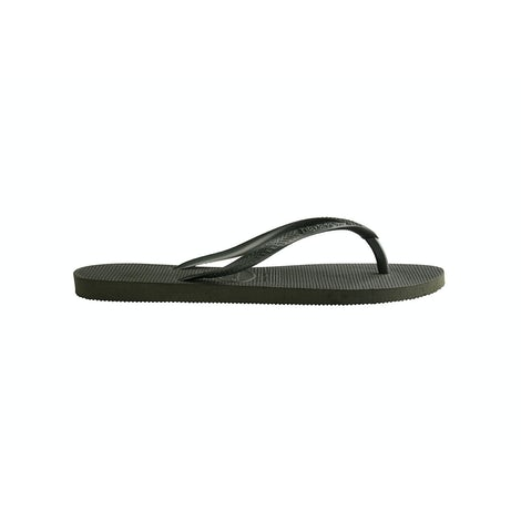 Havaianas Slim Green Olive Slippers Slippers