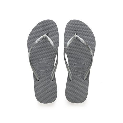 Havaianas Slim Steel Grey Slippers Slippers