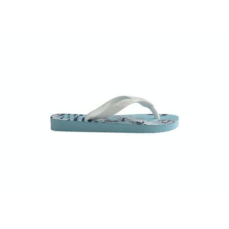 Havaianas Kids Atlhetic blue Sandalen en slippers Sandalen en slippers