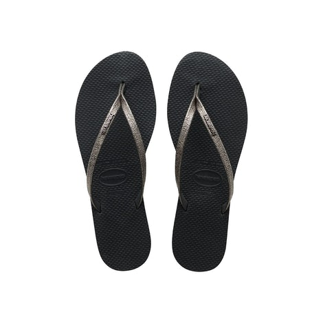 Havaianas You Shine New Graphite Slippers Slippers