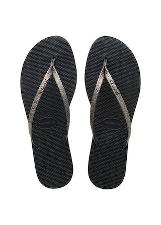 Havaianas You Shine New Graphite Damesschoenen Slippers
