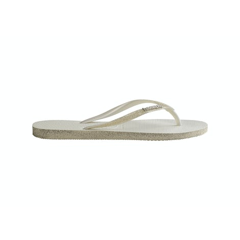 Havaianas Slim Sparkle white Slippers Slippers