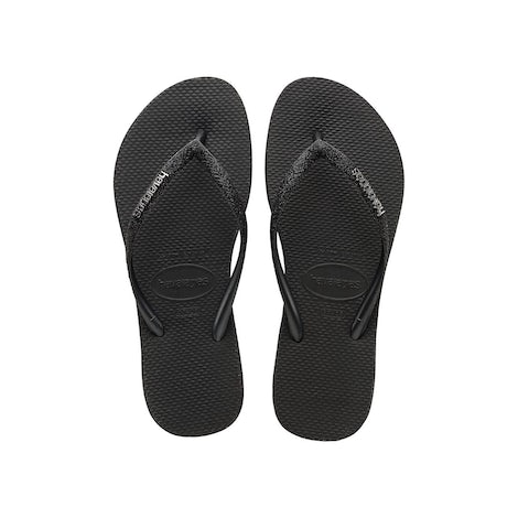 Havaianas Slim Sparkle black Slippers Slippers