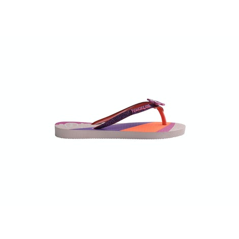 Havaianas Kids Slim Glitter II candy pink Sandalen en slippers Sandalen en slippers