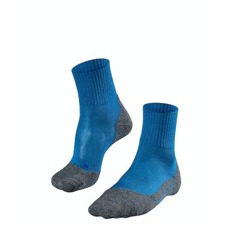 Falke TK2 short cool 16154 6416 galaxy blue Trekking Sok Trekking Sok