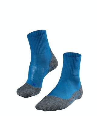 Falke TK2 short cool 16154 6416 galaxy blue Accessoires Trekking Sok