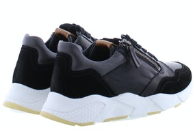 AQA A7483 black Damesschoenen Sneakers