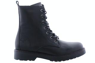 AQA A7500 black Damesschoenen Booties