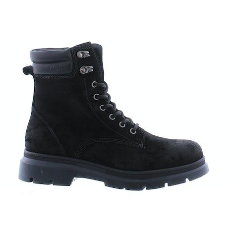 AQA A7546 black Booties Booties