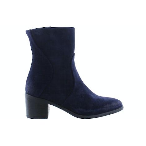AQA A7590 dark blue Enkellaarsjes Enkellaarsjes