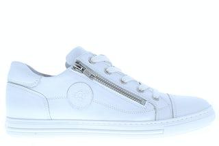 AQA A7655 white Damesschoenen Sneakers