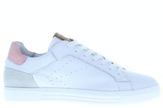 AQA A7665 white panna Damesschoenen Sneakers