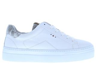 AQA A7676 white Damesschoenen Sneakers