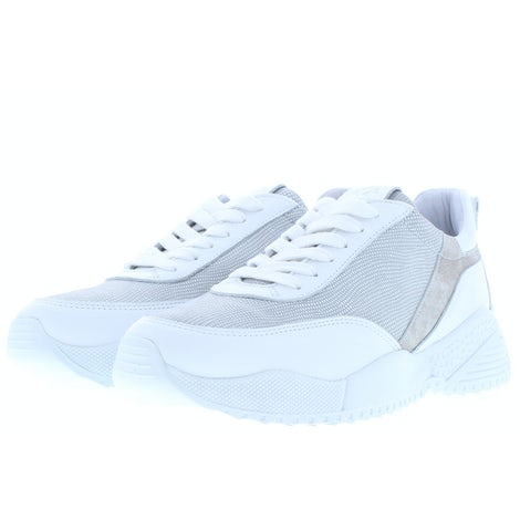 AQA A7716 white pashmina Sneakers Sneakers