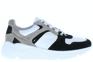 AQA A7737 off black Damesschoenen Sneakers