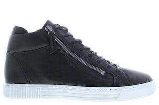 AQA A7811 black Damesschoenen Booties