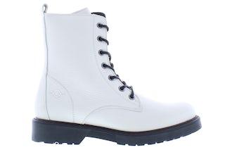 AQA A7900 white Damesschoenen Booties