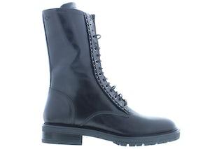 AQA A7910 black Damesschoenen Booties