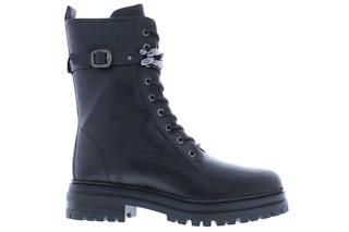 AQA A7935 black Damesschoenen Booties