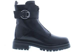 AQA A7936 black Damesschoenen Booties
