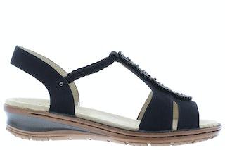 Ara 12-27217 75 schwarz Damesschoenen Sandalen