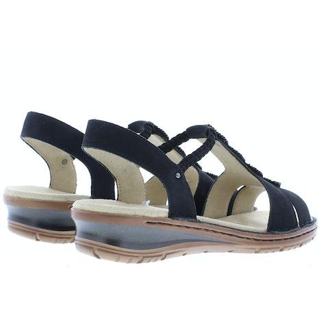Ara 12-27217 75 schwarz Sandalen Sandalen