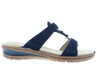 Ara 12-27232 82 blau Damesschoenen Slippers
