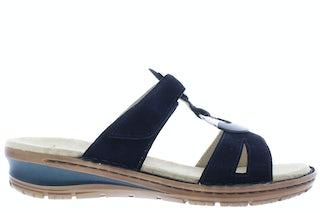 Ara 12-27233 72 blau Damesschoenen Slippers