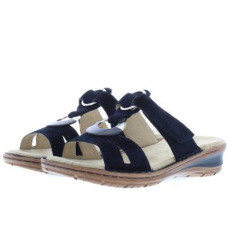 Ara 12-27233 72 blau Slippers Slippers