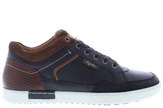 Australian Antrim black tan Herenschoenen Sneakers