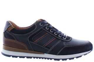 Australian Condor blue tan Herenschoenen Sneakers