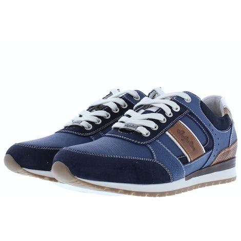 Australian Condor blue tan white Sneakers Sneakers