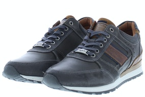 Australian Condor grey tan Herenschoenen Sneakers
