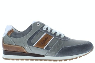 Australian Condor grey white tan Herenschoenen Sneakers