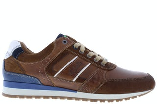 Australian Condor tan blue white Herenschoenen Sneakers