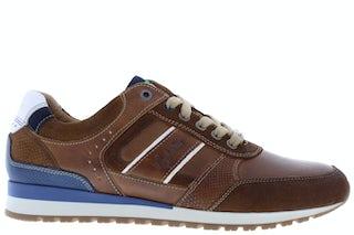 Australian Condor tan blue white Herenschoenen Sneakers