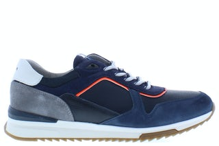 Australian Frederico blue grey orange Herenschoenen Sneakers