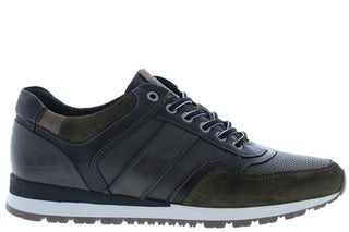 Australian Navarone green black Herenschoenen Sneakers