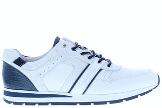 Australian Ramazotto white blue Herenschoenen Sneakers