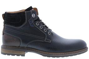 Australian Rick black tan Herenschoenen Boots