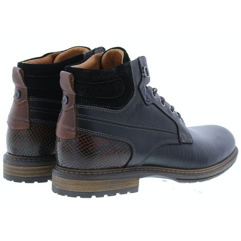 Australian Rick black tan Boots Boots