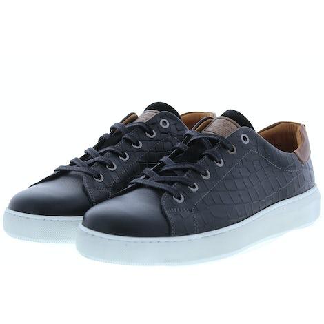 Australian Soares black cognac Herenschoenen Sneakers