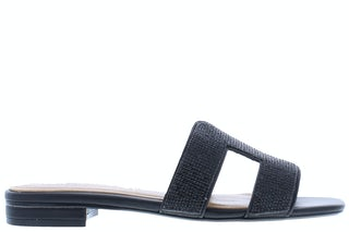 Bibi Lou 838Z00HG Black Damesschoenen Slippers