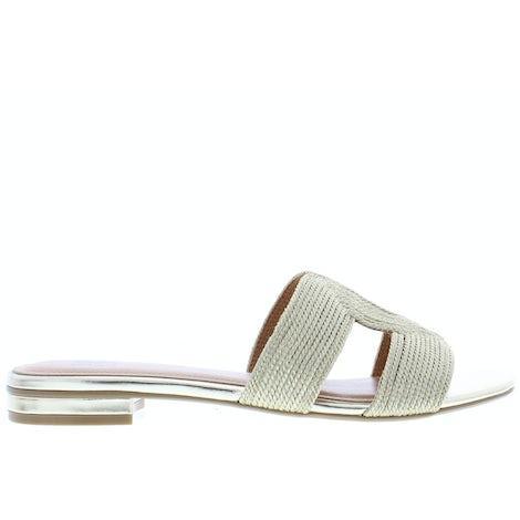 Bibi Lou 839Z94HG Gold Slippers Slippers