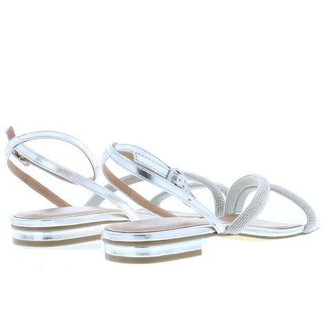 Bibi Lou 915Z00HG Silver Sandalen Sandalen