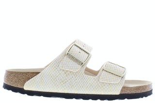 Birkenstock Arizona 1019374 shiny python egg Damesschoenen Slippers