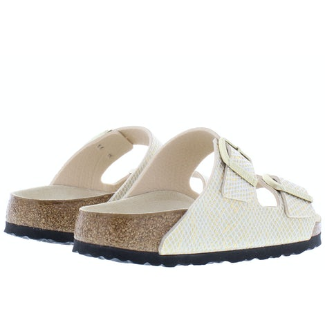Birkenstock Arizona 1019374 shiny python egg Slippers Slippers