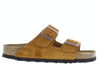 Birkenstock Arizona mink Damesschoenen Slippers